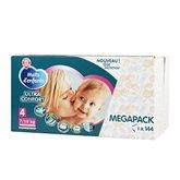 Couches bébé Mots d'enfants T4 Ultra confort 7/18kg - x144