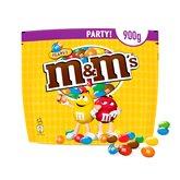 M&M's Pochon de Cacahuètes/Chocolat au Lait - Lot de 6