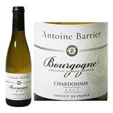 Antoine Barrier Vin blanc  Bourgogne Chardonnay AOC 37,5cl