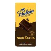 Chocolat Noir Extra Supérieur POULAIN Tablette 200g