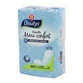 L'Oréal Serviette hygiénique Doulys Maxi confort - Super - x16