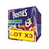 Barre de céréales Kellogg's Frosties - 18x25g