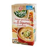 Regal Velouté  soupe 8 Légumes emmental - 1L