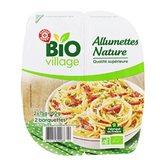 Nature bio Allumettes  2x75g