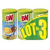 BN Biscuits p'tit déj  Extra céréales - 3x200g