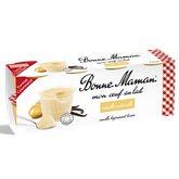 Bonne Maman Oeuf au lait  Vanille - 8x100g
