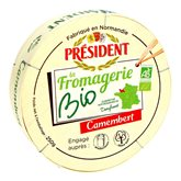 Président Camembert Bio  20%mg - 250g