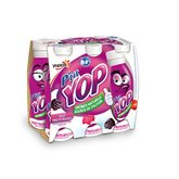 Yoplait Yaourt à boire P'tit Yop  Fruits Rouges - 6x180g