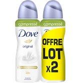 Dove Déodorant spray Dove Original 2x100ml