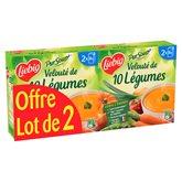 Liebig Velouté Pur Soup  10 légumes - 2x30cl