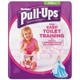 Huggies Culotte  Pull-Ups Fille M 11-18kg x26