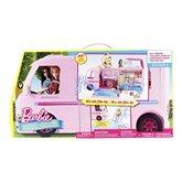 Barbie camping car Dès 3 ans