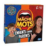 Hasbro Mache-Mots Kids VS Parents Jeu de société - Dès 8 ans