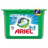 Ariel Lessive  3 en 1 pods Alpine - 16 lavages