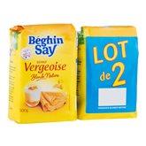 Béghin Say Vergeoise blonde x2 2x500g -
