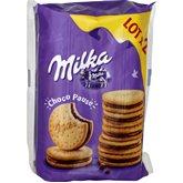 Milka Biscuits choco pause Milka 2x260g