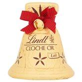 Lindt Cloche or en chocolat Lindt Chocolat au lait - 100g