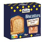 Pasquier Biscotte Pasquier Blé sans sucre ajoutés - 300g