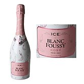 Vin mousseuxBlanc Foussy Ice Rosé 75cl